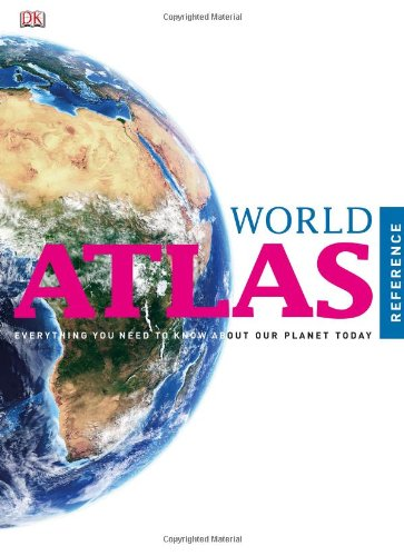 9781465408600: Reference World Atlas (Dk Reference World Atlas)
