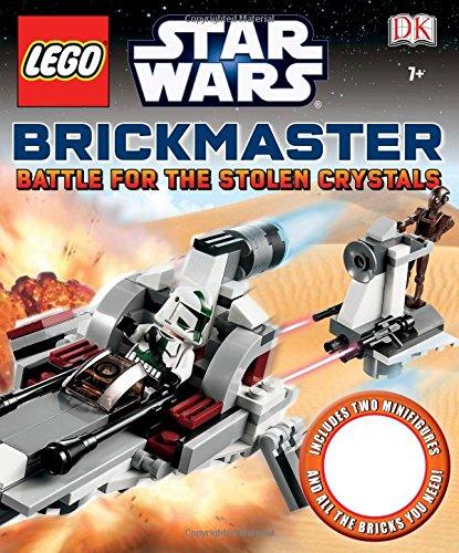 9781465408679: LEGO Star Wars: Battle for the Stolen Crystals Brickmaster