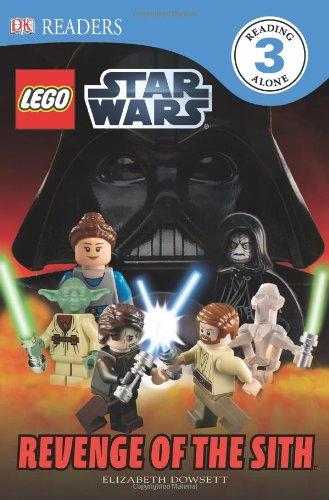 DK Readers L3: LEGO Star Wars: Revenge of the Sith: Dowsett, Elizabeth
