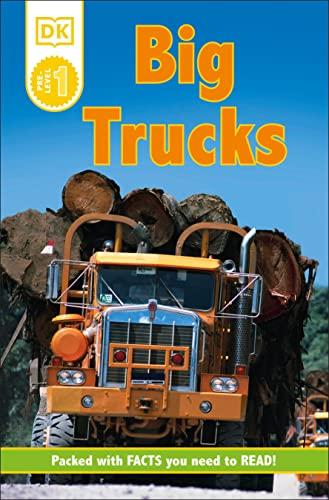 9781465408907: DK Readers L0: Big Trucks