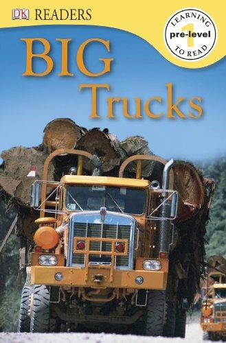 9781465408914: DK Readers L0: Big Trucks