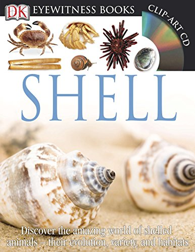 DK Eyewitness Books: Shell: Arthur, Alex