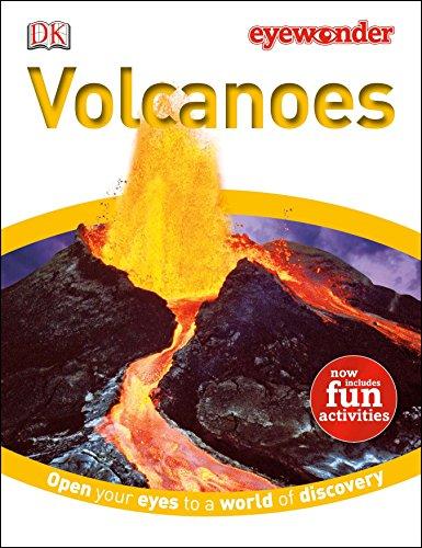 9781465409096: Eye Wonder: Volcanoes