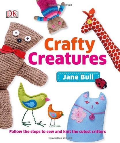 9781465409140: Crafty Creatures