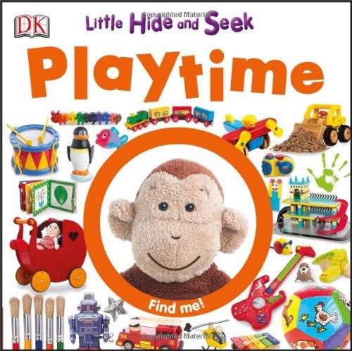 9781465409331: Little Hide and Seek: Playtime