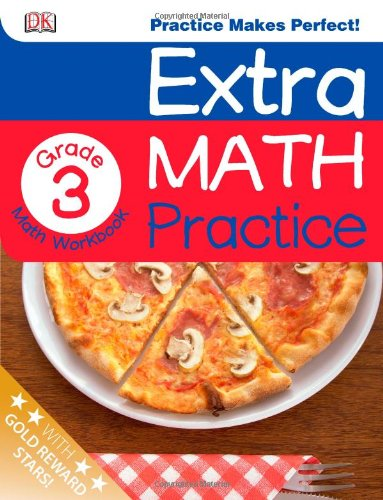 9781465409355: Extra Math Practice: Third Grade (Math Made Easy)