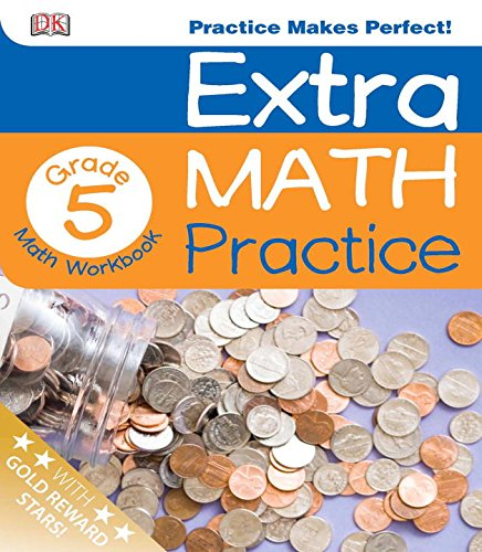 9781465409393: Extra Math Practice: Fifth Grade (Math Made Easy)