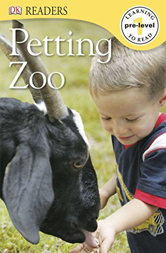 9781465409447: Petting Zoo (Dk Readers. Pre-Level 1)