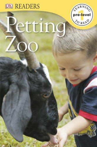 9781465409454: Petting Zoo (Dk Readers. Pre-Level 1)