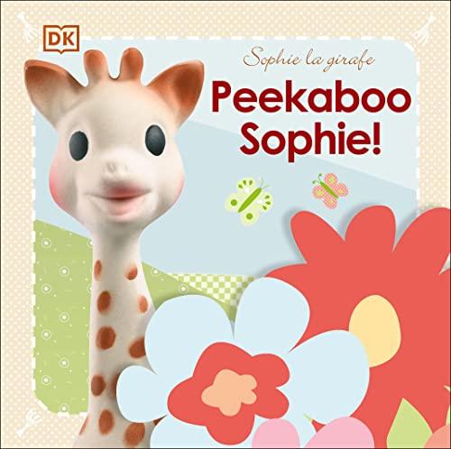 9781465409607: Sophie la girafe: Peekaboo Sophie!