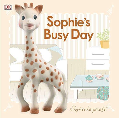 9781465409676: Sophie's Busy Day: Sophie la girafe