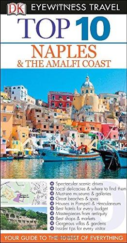 9781465410412: Top 10 Naples & Amalfi Coast (EYEWITNESS TOP 10 TRAVEL GUIDE)