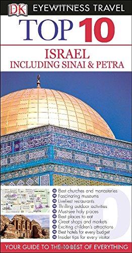 Top 10 Israel, Sinai, and Petra (EYEWITNESS: DK Publishing