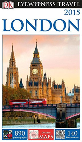 9781465410504: DK Eyewitness Travel 2015 London (DK Eyewitness Travel Guides)