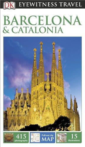 9781465411075: DK Eyewitness Travel Guide: Barcelona & Catalonia