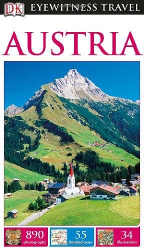 9781465411365: DK Eyewitness Travel Guide: Austria