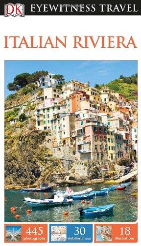9781465411396: DK Eyewitness Travel Guide: Italian Riviera