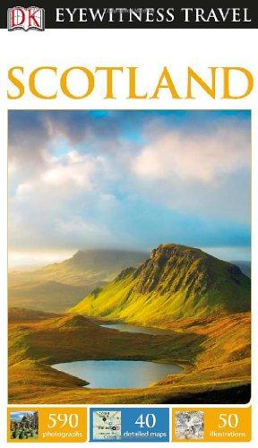 9781465411464: DK Eyewitness Scotland (DK Eyewitness Travel Guide)