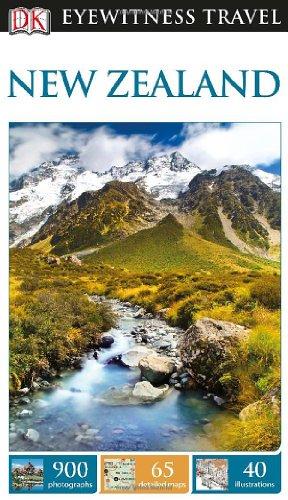 9781465411495: New Zealand DK Eyewitness Travel Guide