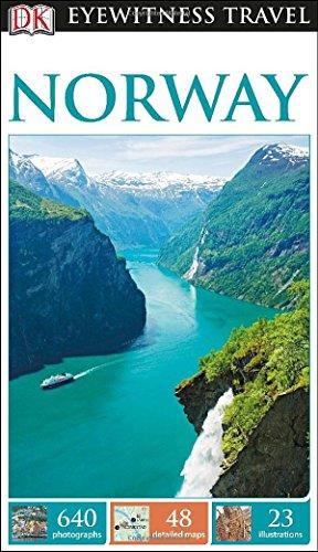 9781465411815: DK Eyewitness Norway (DK Eyewitness Travel Guide)