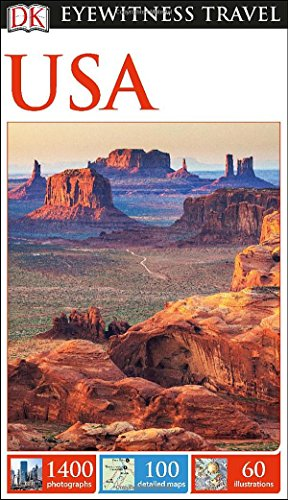 9781465412065: USA (DK Eyewitness Travel Guides)