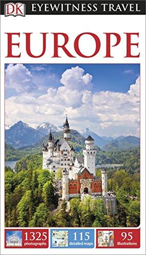 9781465412140: DK Eyewitness Travel Guide: Europe