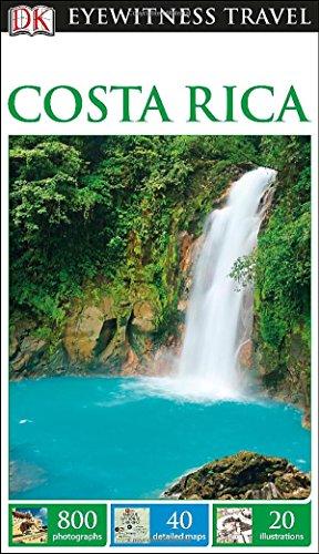 9781465412157: DK Eyewitness Travel Guide: Costa Rica