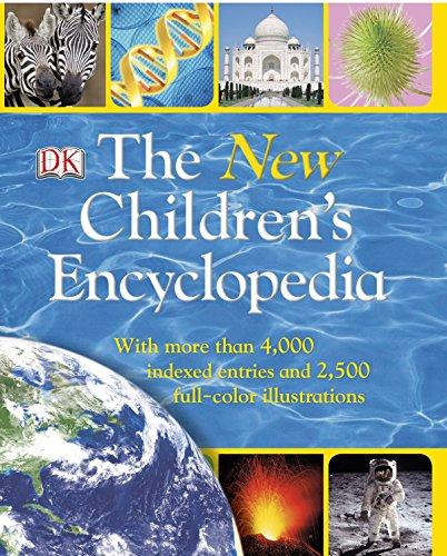 9781465412355: The New Children's Encyclopedia