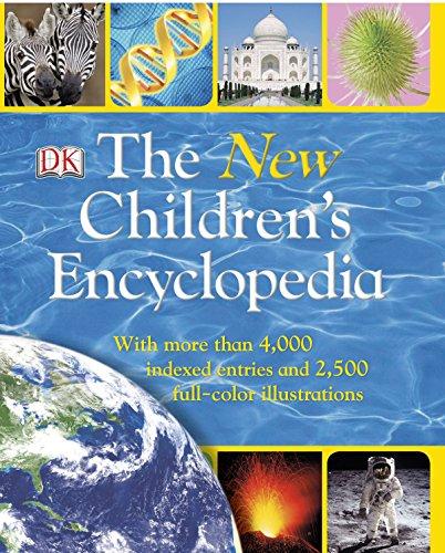 9781465412355: The New Children's Encyclopedia