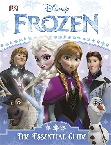 9781465414045: Frozen: The Essential Guide (Dk Essential Guides)