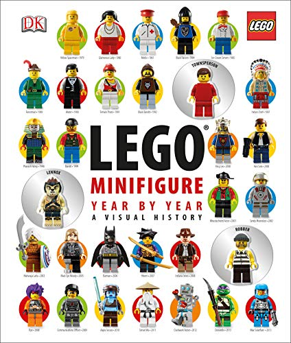 9781465414113: LEGO Minifigure Year by Year: A Visual History