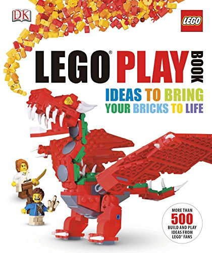 9781465414120: LEGO Play Book: Ideas to Bring Your Bricks to Life