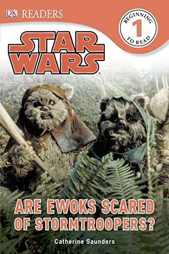 9781465414168: DK Readers L1: Star Wars: Are Ewoks Scared of Stormtroopers?