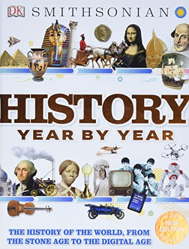 History Year by Year: DK