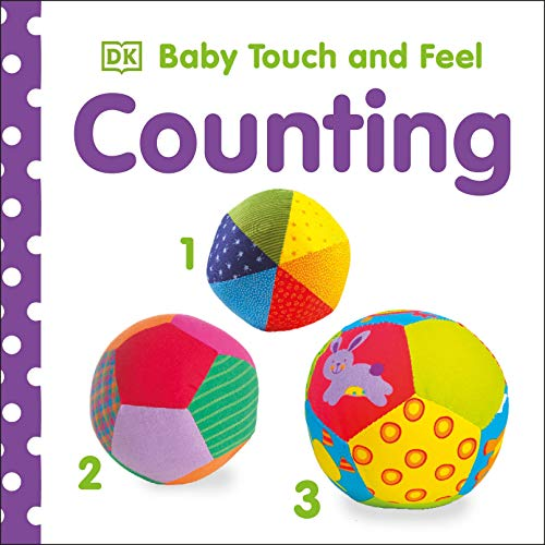 9781465414328: Baby Touch and Feel: Numbers (Baby Touch & Feel)