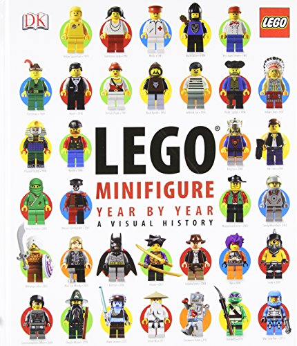 9781465414786: Lego Minifigure Year by Year: A Visual History