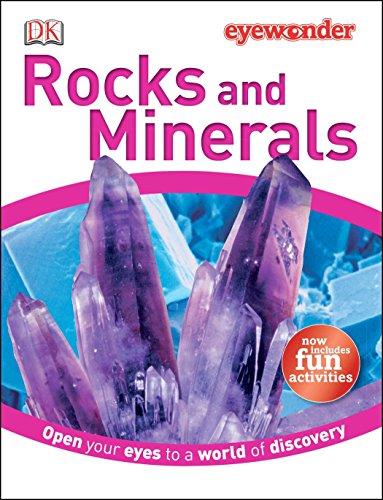 9781465415592: Eye Wonder: Rocks and Minerals