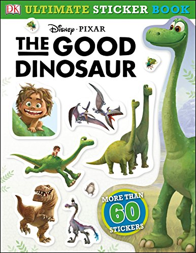 9781465415714: Ultimate Sticker Book: The Good Dinosaur (Ultimate Sticker Books)