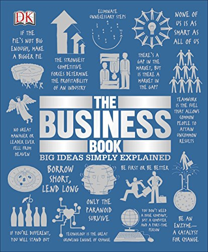 9781465415851: The Business Book (Big Ideas Simply Explained)