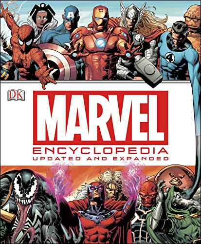 9781465415936: Marvel Encyclopedia