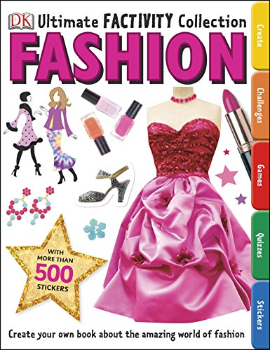 9781465416537: Ultimate Factivity Collection: Fashion