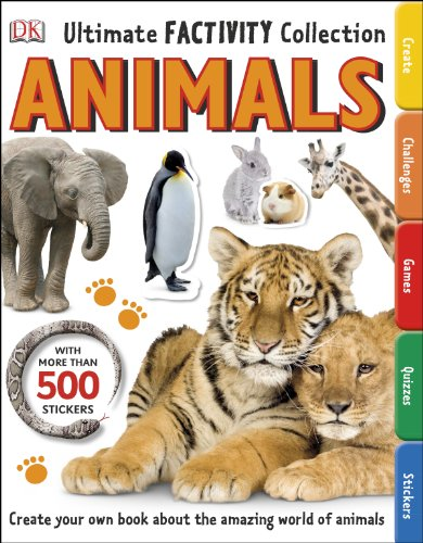 Ultimate Factivity Collection: Animals: DK Publishing