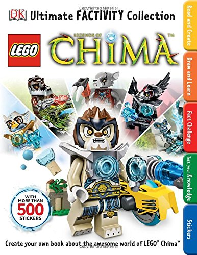 Ultimate Factivity Collection: LEGO Legends of Chima