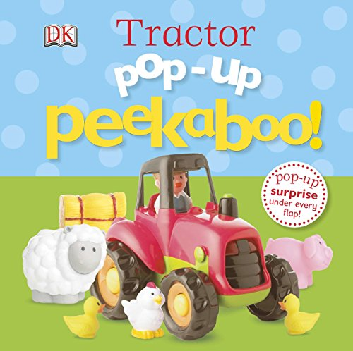 9781465416650: Pop-Up Peekaboo: Tractor! (DK Pop-Up Peekaboo)