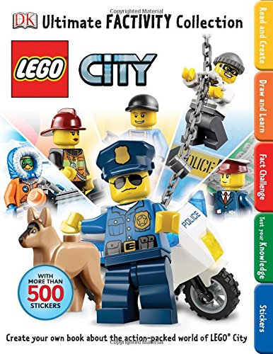 9781465416674: Ultimate Factivity Collection: LEGO City