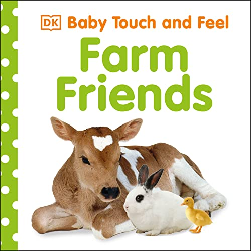 Farm Friends (Baby Touch and Feel (DK Publishing))