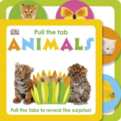 9781465416865: Pull the Tab: Animals