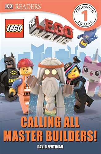 9781465416971: DK Readers L1: The LEGO Movie: Calling All Master Builders!