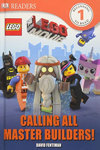 9781465416988: DK Readers L1: The LEGO Movie: Calling All Master Builders!
