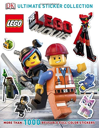 Ultimate Sticker Collection: the Lego Movie 9781465417015 In The LEGO® Movie, an ordinary LEGO® minifigure discovers that he is the only one who can stop an evil LEGO tyrant from ending the worl